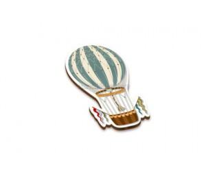 Ξύλινο Διακοσμητικό Αερόστατο