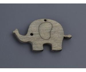 Ξύλινο ελεφαντάκι
