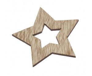 Ξύλινο Αστέρι ZL1151